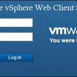 Increase VMware vSphere Web Client Session Timeout