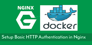 Nginx Basic auth for private registry pull and push - Cloud