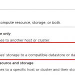 Create NFS datastore in VMware Web Client
